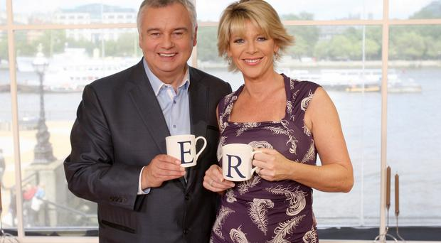 This Morning on ITV with Eamonn Holmes and Ruth Langsford