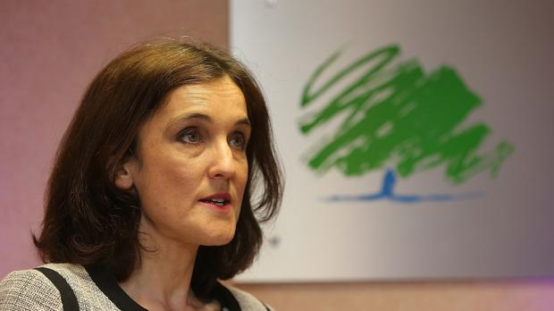Theresa Villiers was said to