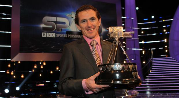 Tony McCoy wins BBC Sports Personality of the Year in 2010