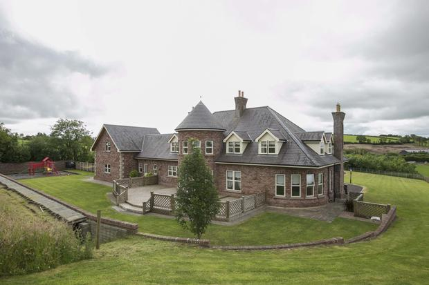 Carl frampton 39 s luxury home for sale because christine for Luxury homes for sale ireland