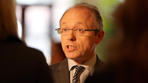 Director of Public Prosecutions Barra McGrory said the conviction rates being recorded 'are very reassuring'