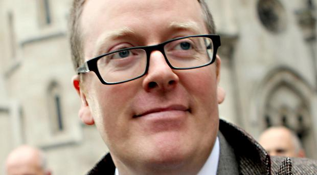 Criticism followed a routine that Frankie Boyle performed in Reading, England, in 2010