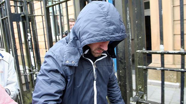John McClement has been charged over Paul McCauley's murder