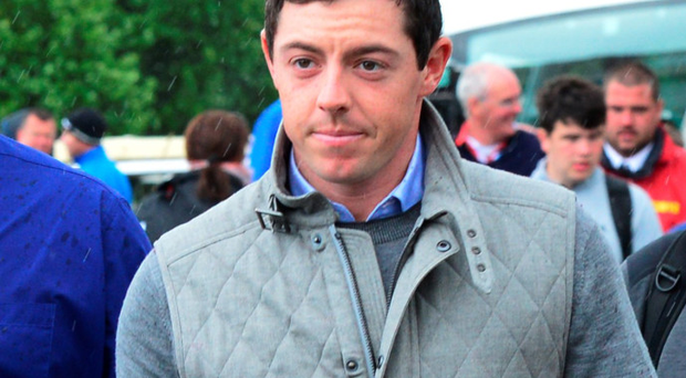 Legal battle: Rory McIlroy
