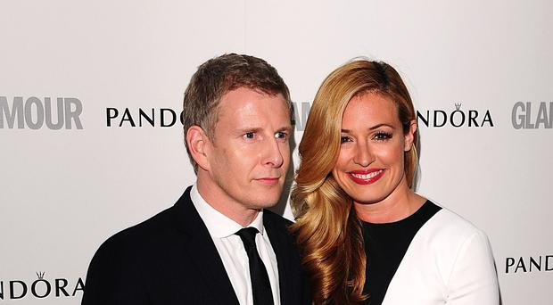 Cat Deeley and Patrick Kielty married in 2012