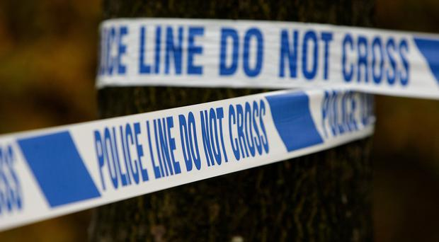 PSNI officers are investigating the incident in Belfast