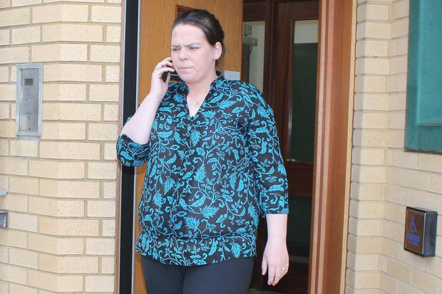 Aleshia McLaverty was given a suspended sentence