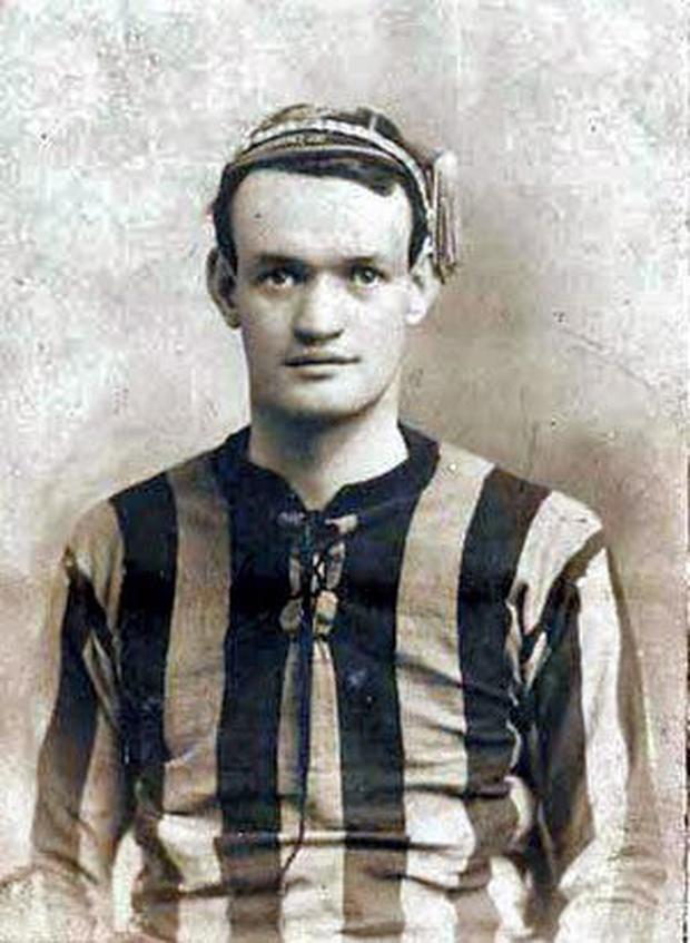 O'Connell during his playing days