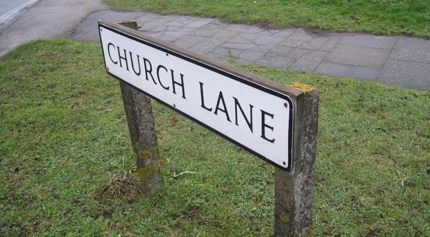 A property with the word Lane in its address has an average value of £245,906, according to research for Barclays Mortgages