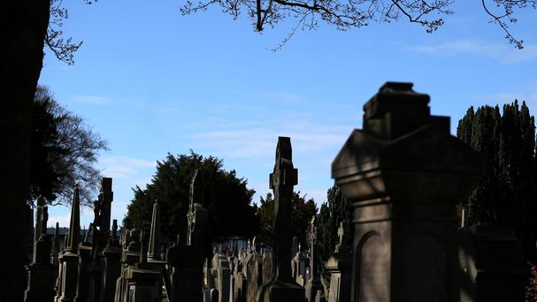 The typical cost of a burial plot was found to be £1,841 across the UK