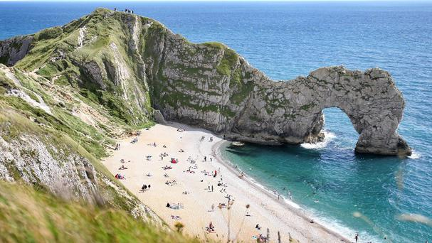 The UK coastline is seen as a 'national treasure' by the public