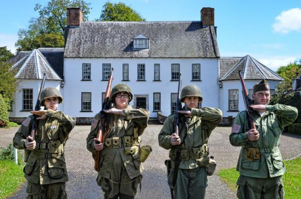The re-enactment will take place at the National Trust property in Moneymore