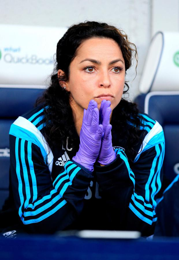Chelsea medic Eva Carneiro incurred the wrath of Jose Mourinho by rushing onto the pitch to help an injured player