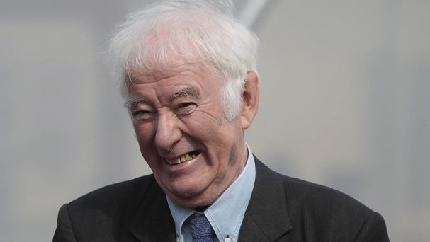Seamus Heaney died two years ago at the age of 74