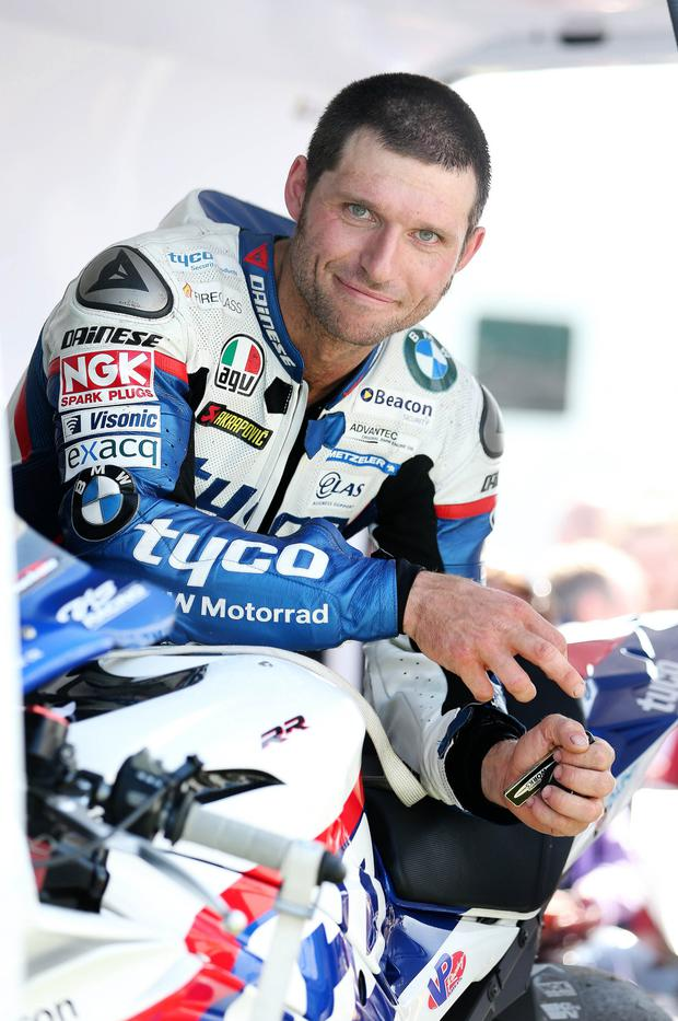 Guy Martin's record attempt has been shelved until next year