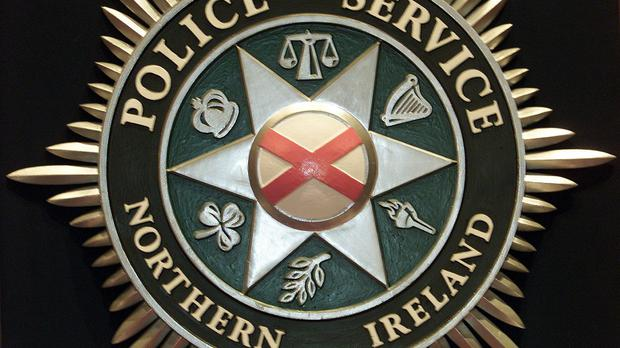 The Police Service of Northern Ireland said officers at Woodbourne station were appealing for information