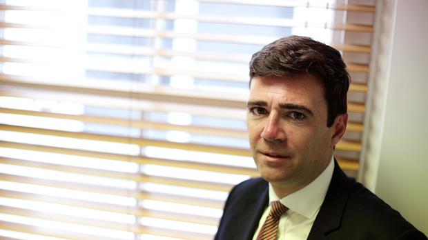 Andy Burnham stressed his support for comprehensive education