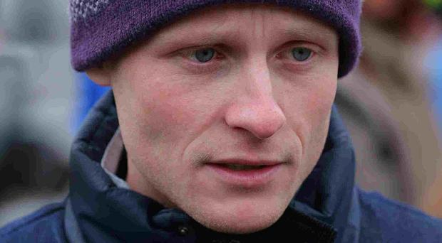 Jamie Bryson came to prominence during the flag protests