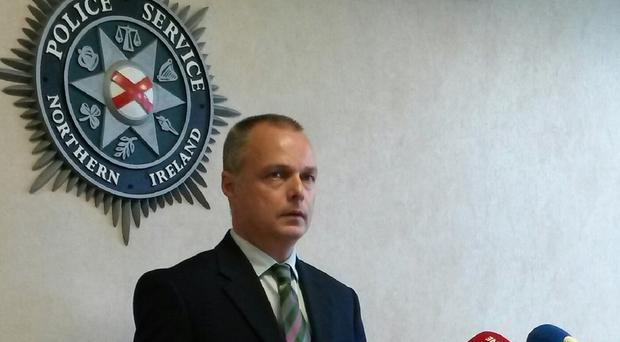 Police Service of Northern Ireland Detective Superintendent Kevin Geddes said the force suspects current members of the Provisional IRA of involvement in the murder of a father-of-nine Kevin McGuigan
