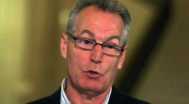 Convicted IRA bomber Gerry Kelly is now a senior member of Sinn Fein