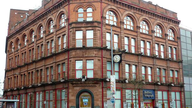 Belfast Telegraph's closing city centre building is among 19 newly-protected properties which are to be listed (Department of the Environment/PA)