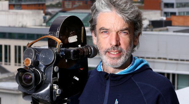 Renowned photographer and film-maker Marcus Robinson in his native Belfast