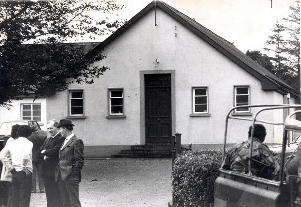 Tullyvallen Orange Hall