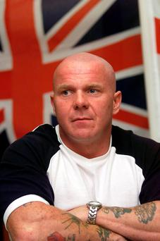 Johnny Adair said the men deserved prison