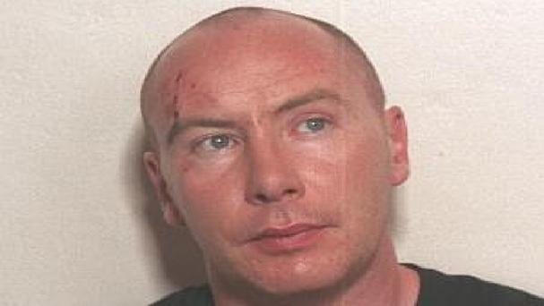 Anton Duffy has been jailed for 17 years for planning to murder former loyalist leader Johnny ''Mad Dog'' Adair in Scotland (Police Scotland/PA)