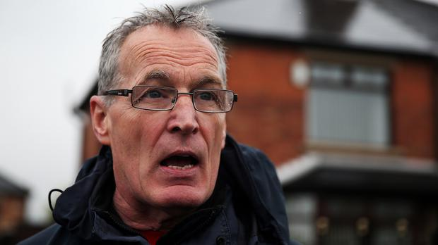 Gerry Kelly criticised the DUP after it asked the Prime Minister to revoke the early release licences of two republican ex-prisoners