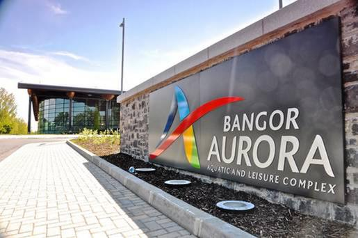 Aurora Leisure Complex in Bangor