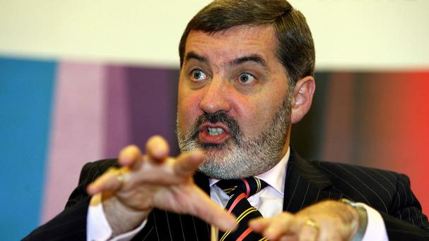 Lord John Alderdice led the Independent Monitoring Commission until 2011