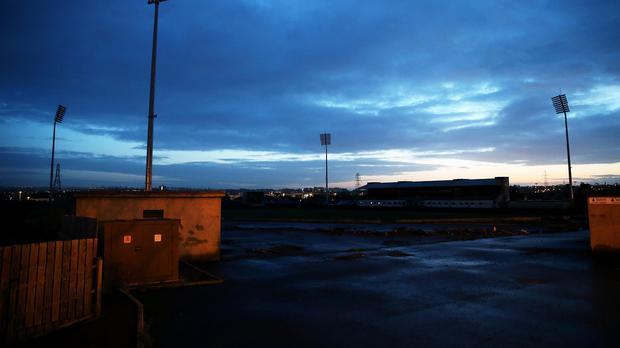 A man has been appointed to oversee the redevelopment of Casement Park