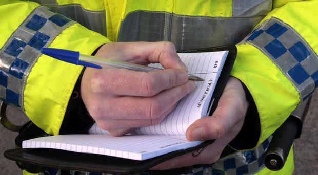 Police are questioning two people over an attack in County Armagh