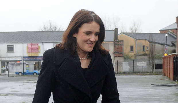 Secretary of State Theresa Villiers is under pressure to save Stormont