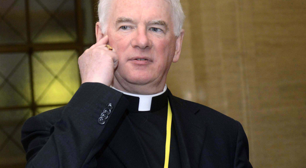 Bishop of Down and Connor Noel Treanor
