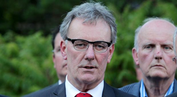 Mike Nesbitt said the UUP would not discuss the Stormont House Agreement which tackled outstanding peace process issues until the paramilitarism had been resolved