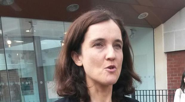 Theresa Villiers said Westminster would intervene if necessary