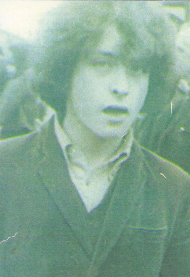 Kevin McKee who along with Seamus Wright was abducted by the IRA on October 2, 1972
