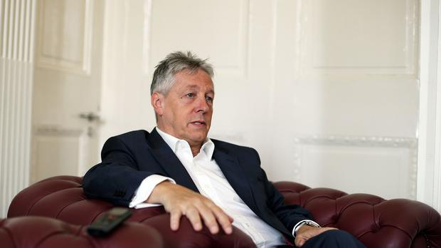 Peter Robinson and his DUP colleagues have said they will quit if the Assembly is not suspended