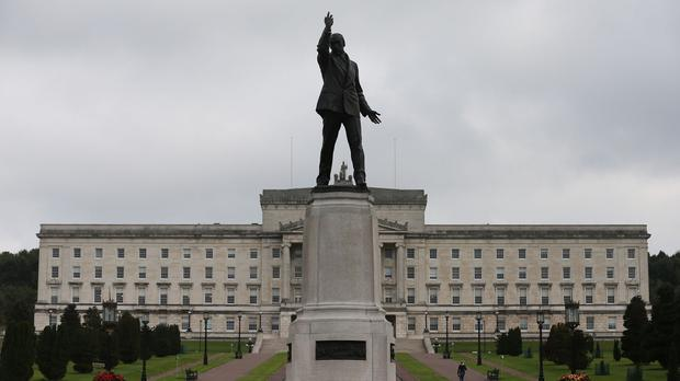 Stormont has been plunged into crisis in a row over the IRA