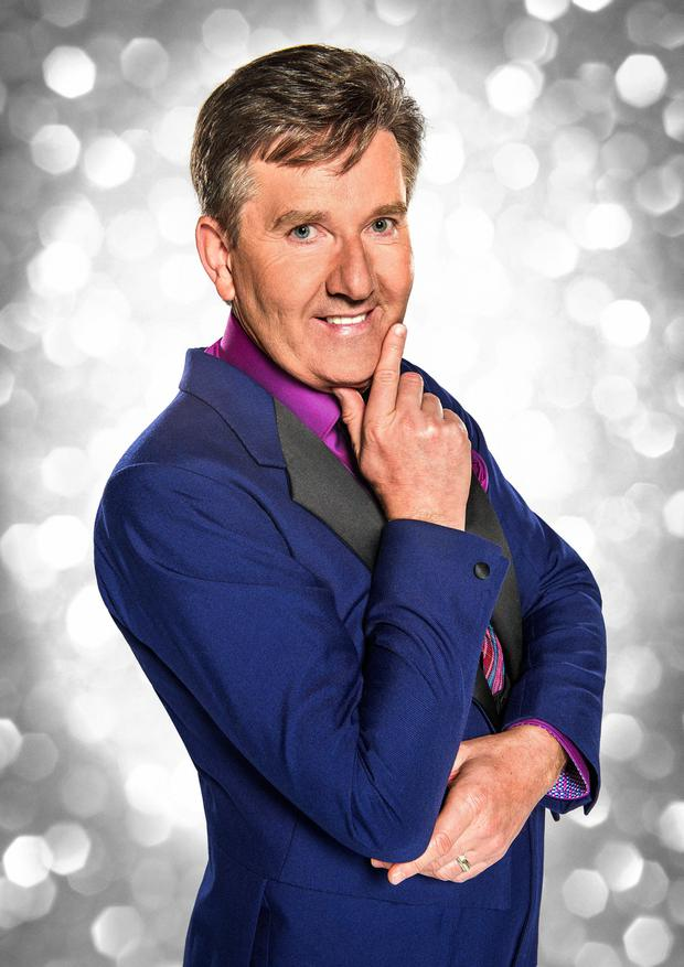 Strictly Come Dancing contestant Daniel O'Donnell