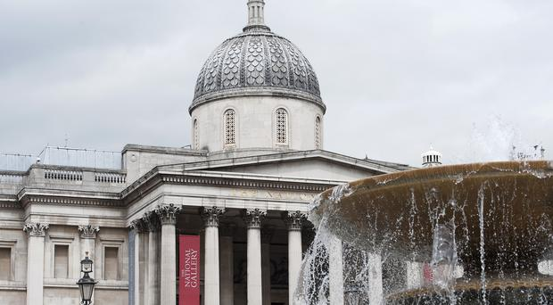 London's National Gallery topped the list