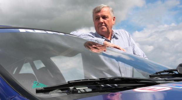 Jimmy McRae should check rally race courses, according to the father of a young driver who died