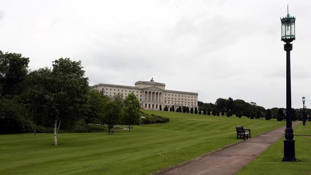 Andy Allen says he is looking forward to starting work at Stormont