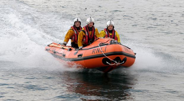 Larne RNLI's new lifeboat will be named after 'Terry' Pistol