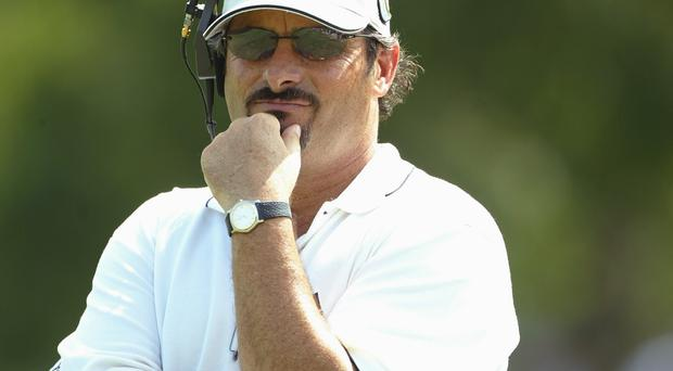 Commentary king: David Feherty has been a massive hit on American TV