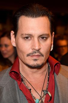 Possible star: Johnny Depp
