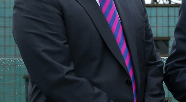 Ian Coulter, ex-managing partner of Tughans