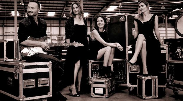 The Corrs have announced a new album and tour (Kevin Westenberg/MBC/PA)